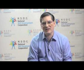 Embedded thumbnail for Mr. Dilip Chenoy, MD & CEO, NSDC – Sharing the inside of working at NSDC