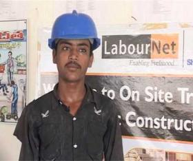 Embedded thumbnail for Student Testimonial from LabourNet