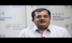 Embedded thumbnail for Mr. Atul Bhatnagar, COO, NSDC – Sharing the inside of working at NSDC