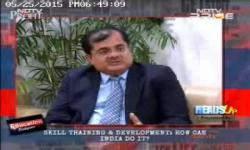 Embedded thumbnail for Mr. A. Bhatnagar on NDTVPrime on 25th May, 2015