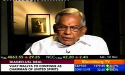 Embedded thumbnail for Mr. M.V.Subbiah on Bloomberg TV India